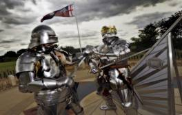 See living history at Bosworth battlefield