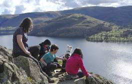 Blow away the cobwebs and explore the new Ullswater Way