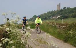 Learn about lively Huddersfield on a walking trail