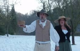 Celebrate Jane Austen's birthday in Chawton