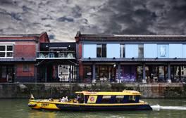 Kultur pur im Watershed in Bristol