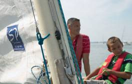 Ride the open waves on a sailing experience in Hampshire