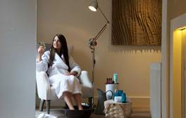 Indulge in some 'me' time at the Weavers' House Spa