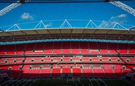 Experience the glory of the FA Cup final