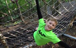 WildForestGym kids Obstacle Club for 7-16 year olds