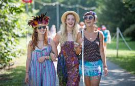 Global sounds and a world of words at WOMAD