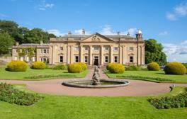 Verlieben Sie sich in die historischen Häuser und Gärten