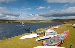 Discover the hidden gem of Grimwith Reservoir