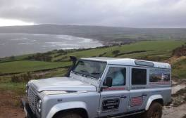 Enjoy a unique driving experience in Yorkshire