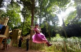 Let the little ones run wild at Lowther's Lost Castle