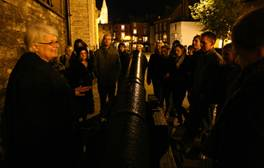 Be spooked on a Lincoln Ghost Tour this Halloween