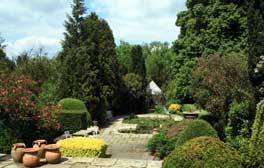 Explore Gibberd Garden's sculpture trail & 7 acre garden
