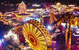 Get giddy at the Nottingham Goose Fair