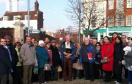 Join a Blue Badge Guide on a Portsmouth literary tour
