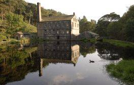Harness the power of the landscape at Gibson Mill