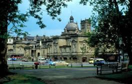 Visitez la ville d'Harrogate en vélo