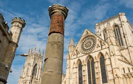 Travel back 2,000 years at Revealing York Minster