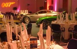 Klassische Fahrzeuge, moderne Events