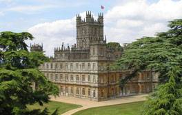 Visit the real Downton Abbey
