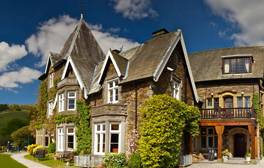 Breathtaking views and an incredible menu at Holbeck Ghyll
