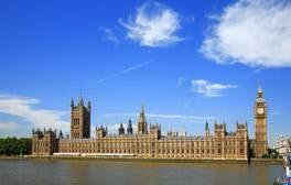 Westminster Et Les Chambres Du Parlement