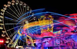 Visit England's largest travelling fair