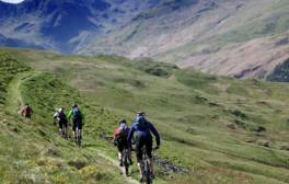 Put pedal to the metal on a mountain biking break in Penrith