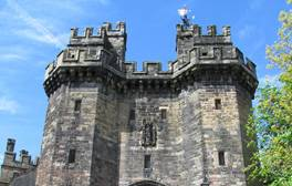 Take a tour of Lancaster Castle