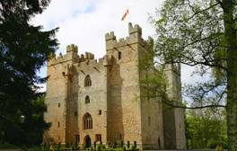 Dine like Lords and Ladies at Langley Castle