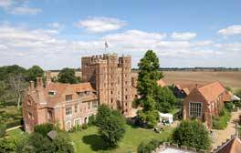 Tie the knot at Britain's tallest Tudor Gatehouse