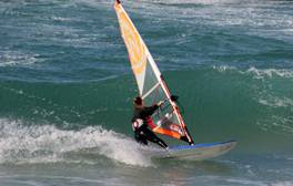 Learn to windsurf in Hayle