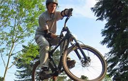 Bicicleta de montaña en Essex