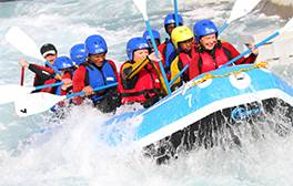 Adrenaline fuelled sports at Lee Valley White Water Centre