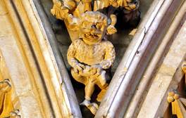 Chase the Lincoln Imp at Lincoln Cathedral