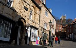 Walk the historic Spires & Steeples Arts and Heritage Trail