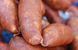 Taste Lincolnshire's best export at the Sausage Festival