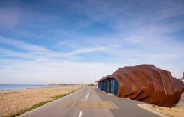 Visit the UK's longest bench in Littlehampton