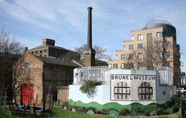 Uncover London's industrial heritage at The Brunel Museum