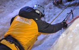 Ice Climbing in London
