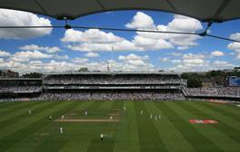Catch a Test Match at Lord's