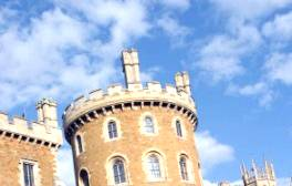 Gastro glamping at the foot of Belvoir Castle