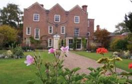 Peace and quiet at Belgrave Hall and Gardens
