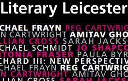 Celebrate English literature at Leicester's Literary Festival