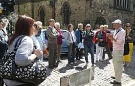 Explore Richard III's Leicester with a Blue Badge guide
