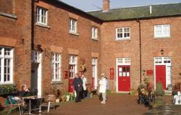 Browse and buy from the Ferrers Centre Courtyard Workshops