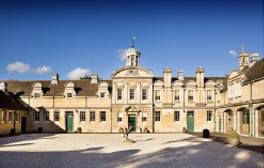 Experience gold standard treatment at Stapleford Park