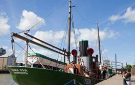Fish, ships and snails in Great Yarmouth