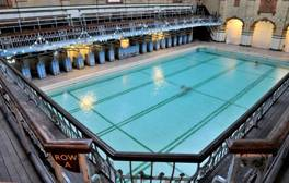 See how and where the Edwardians bathed at Victoria Baths