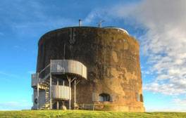 Stay in a 200-year-old tower