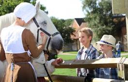 Step back in time to Shakespeare's family farm
